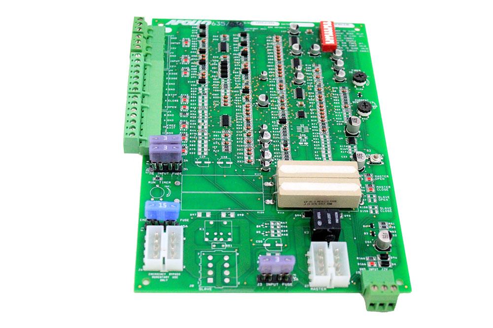apollo control boards by discount fence supply inc rh discountfence com Apollo 636 Circuit Board Apollo 635 Gate Opener Manual