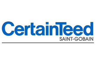 Certainteed Bufftech Vinyl Fencing Manufacturer's Logo