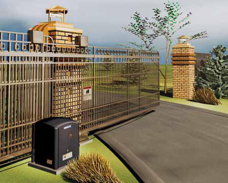 Osco Gate Openers
