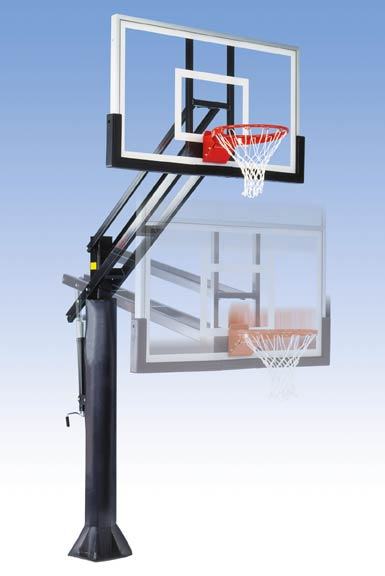 Force Adjustable Basketball System