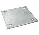 square floor flange