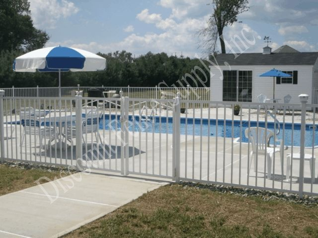 Ovation Aluminum Fence
