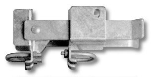Chain Link Fence Gate Latch