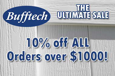 Cheap Vinyl Fence by bufftech certainteed