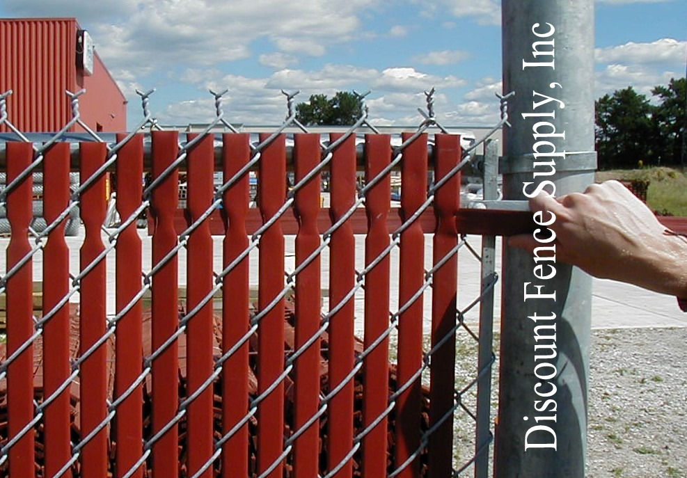 Privacy Slats For Chain Link Weave - Does menards install fences
