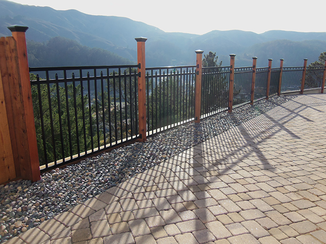 Style Canterbury Cp 5 Jerith Aluminum Fence Discount