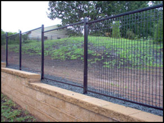 Jerith Patriot Onramental Wire Fence By Discount Fence