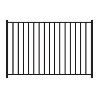 Jerith Style 00 Cp 6 Aluminum Fence Discount Fence