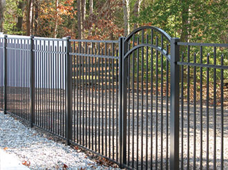 Jerith Style 20 Cp 2 Aluminum Fence Discount Fence