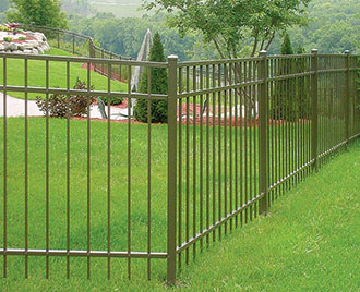 Jerith Style 22 Cp 1 Aluminum Fence Discount Fence