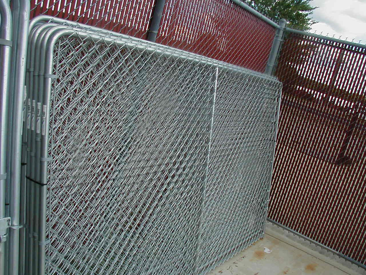 chain link dog kennels for sale