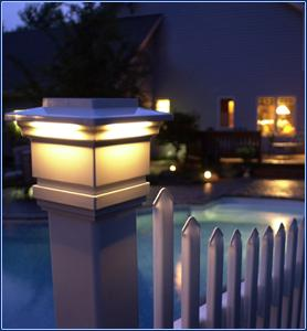 Outdoor low voltage lighting distributed by discount fence supply click here for more information aloadofball Choice Image