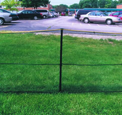 Signature Fencing Rolled Fencing