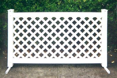 Signature Panels Lattice Style