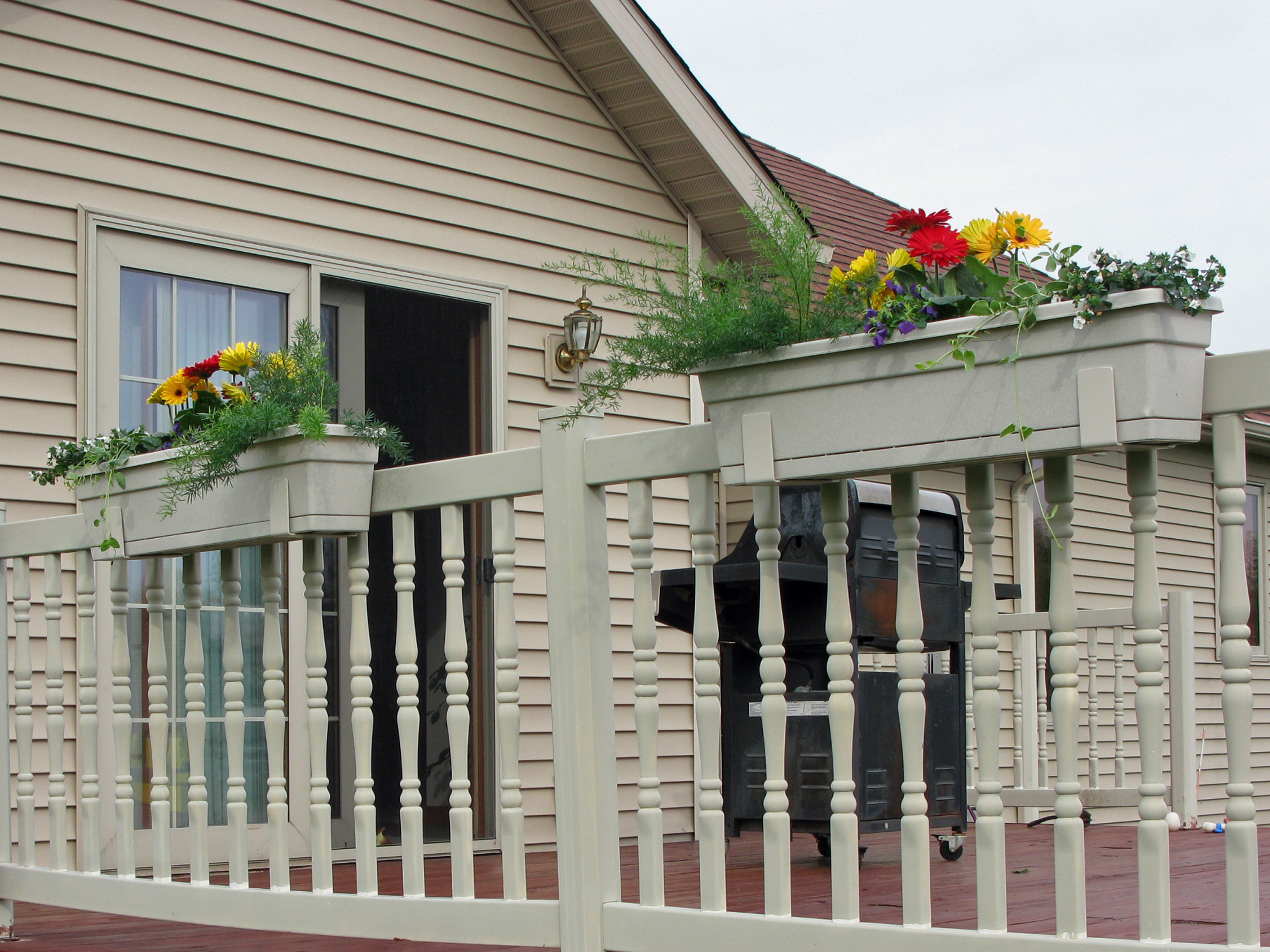 Aluminum Flowerbox Hooks By Discount Fence Supply Inc